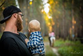 Pine Forest Family Photographer