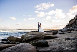 Caloundra Power Boat Club Wedding