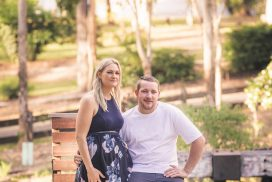 Old Petrie Town Photo Session