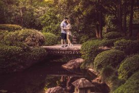 Brisbane Botanical Gardens Engagement