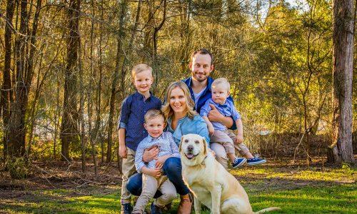 Brisbane Family Photo Session
