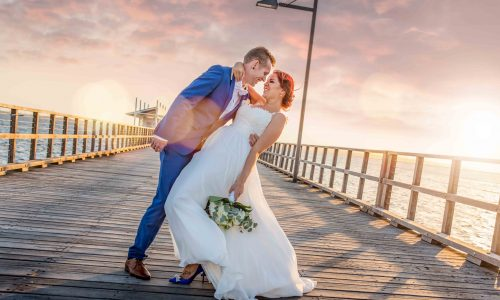 Woody Point Wedding