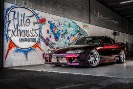 Nissan 200sx Silvia S15