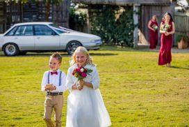 Sandstone Point Wedding